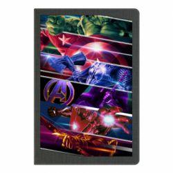 Блокнот А5 Super power avengers
