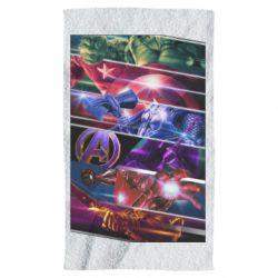 Полотенце Super power avengers