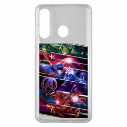 Чехол для Samsung M40 Super power avengers