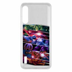 Чохол для Xiaomi Mi A3 Super power avengers