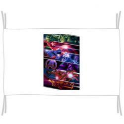 Флаг Super power avengers