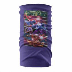 Бандана-труба Super power avengers