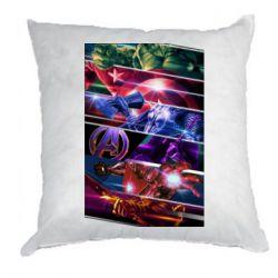 Подушка Super power avengers