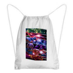 Рюкзак-мешок Super power avengers