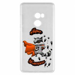 Чехол для Xiaomi Mi Mix 2 Super raccoon