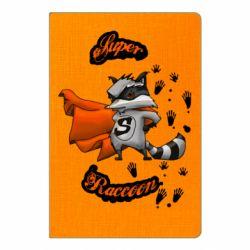 Блокнот А5 Super raccoon