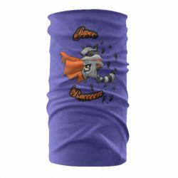 Бандана-труба Super raccoon