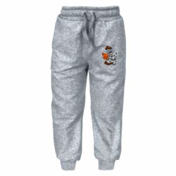 Детские штаны Super raccoon