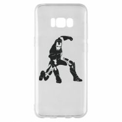Чохол для Samsung S8+ Superhero Iron Man