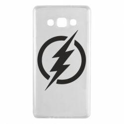 Чохол для Samsung A7 2015 Superhero logo