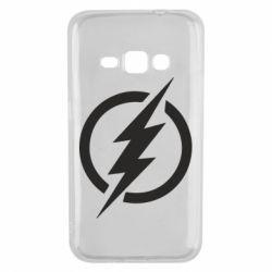 Чохол для Samsung J1 2016 Superhero logo