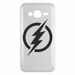 Чохол для Samsung J3 2016 Superhero logo