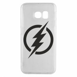 Чохол для Samsung S6 EDGE Superhero logo