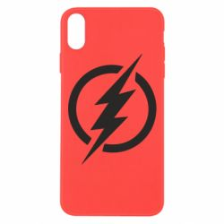 Чохол для iPhone Xs Max Superhero logo