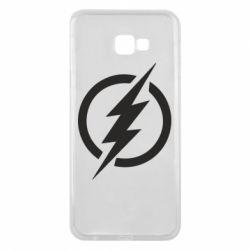 Чохол для Samsung J4 Plus 2018 Superhero logo