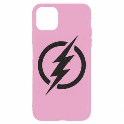 Чохол для iPhone 11 Superhero logo