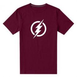 Чоловіча стрейчева футболка Superhero logo