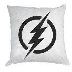 Подушка Superhero logo