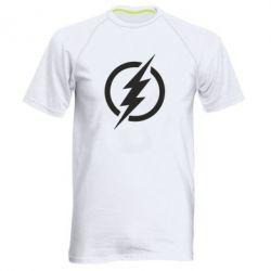 Чоловіча спортивна футболка Superhero logo