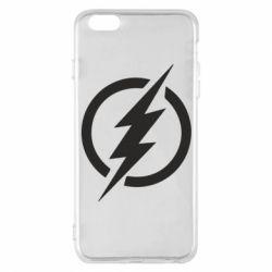 Чохол для iPhone 6 Plus/6S Plus Superhero logo