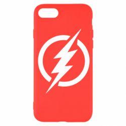 Чохол для iPhone 7 Superhero logo