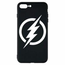 Чохол для iPhone 7 Plus Superhero logo