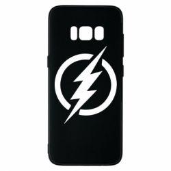 Чохол для Samsung S8 Superhero logo