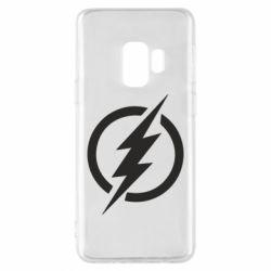 Чохол для Samsung S9 Superhero logo