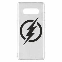 Чохол для Samsung Note 8 Superhero logo