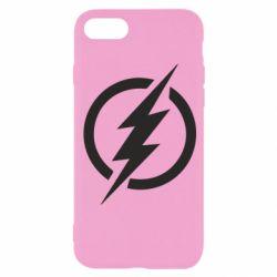 Чохол для iPhone 8 Superhero logo