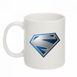 Кружка 320ml Superman 3d