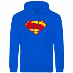 Толстовка Superman Человек из стали - FatLine