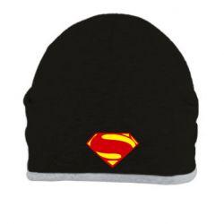 Шапка Superman Человек из стали - FatLine