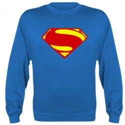 Реглан Superman Человек из стали - FatLine