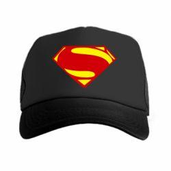 Кепка-тракер Superman Человек из стали - FatLine