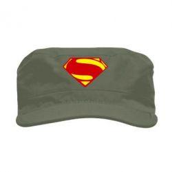 Кепка милитари Superman Человек из стали - FatLine