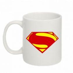 Кружка 320ml Superman Человек из стали - FatLine
