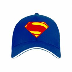 кепка Superman Человек из стали - FatLine