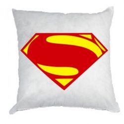Подушка Superman Человек из стали - FatLine