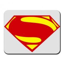 Коврик для мыши Superman Человек из стали - FatLine