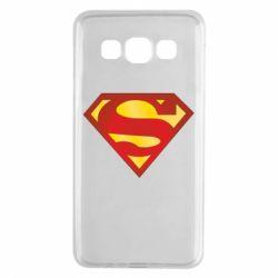 Чехол для Samsung A3 2015 Superman Classic