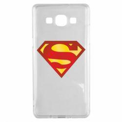 Чехол для Samsung A5 2015 Superman Classic