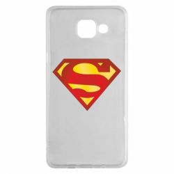 Чехол для Samsung A5 2016 Superman Classic