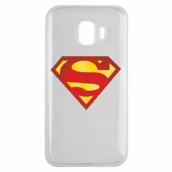Чехол для Samsung J2 2018 Superman Classic