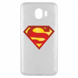 Чехол для Samsung J4 Superman Classic