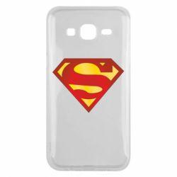 Чехол для Samsung J5 2015 Superman Classic
