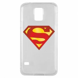 Чехол для Samsung S5 Superman Classic