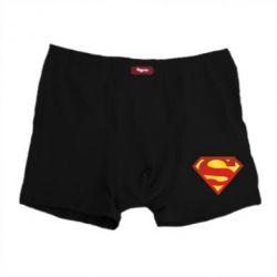 Мужские трусы Superman Classic