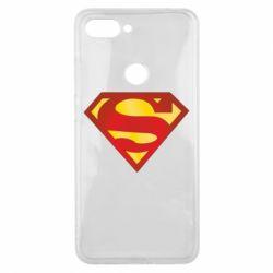 Чехол для Xiaomi Mi8 Lite Superman Classic