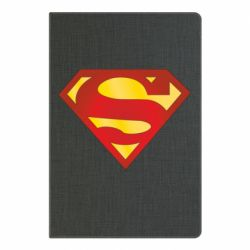 Блокнот А5 Superman Classic